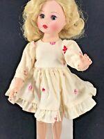 """Madame Alexander Doll Clothes Original Dress for 8""""-10"""" dolls"""
