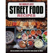 Street Food, Igloo Books, New Book