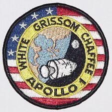 Aufnäher Patch Raumfahrt NASA APOLLO 1 ...........A3063