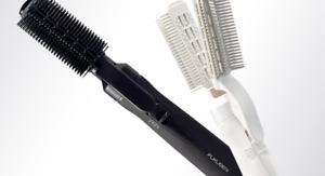 LOUVREDO Re-viii FUKUGEN (Restoration) Styler Hair Brush Dryer Black/White