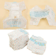 10x Small Medium Dog Diaper Wraps Nappy Wetness Indicator 6 Sizes Optional