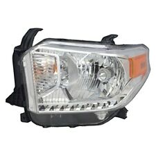 2014 TOYOTA TUNDRA HEADLIGHT HEADLAMP LIGHT W/LEVEL ADJUSTER LEFT DRIVER SIDE