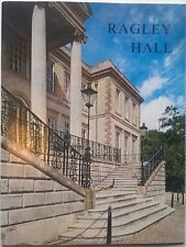 Vintage 1970s Souvenir Tourist Guide Ragley Hall Warwickshire UK Stately Home