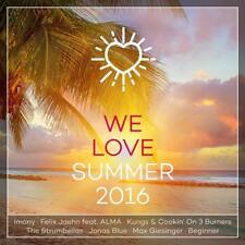 Various - We Love Summer 2016 .