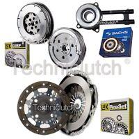 Luk 2 Piezas Kit de Embrague y Dmf Sachs Csc para Mazda 2 Puerta Trasera 1.4 CD