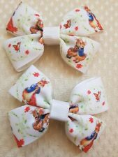 Peter Rabbit Headband Hair Bobble Hairbow Hair Clip Accessories Handmade