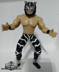 """LUCHA LIBRE """" TIGER MASK ACTION FIGURE WWE WWF AAA CMLL"""