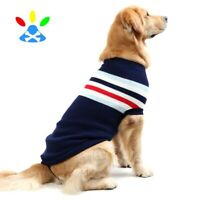 Dog Clothes Pet Winter Sweater Knitwear Puppy Clothing Warm Apparel Coat US