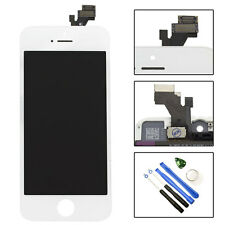 White LCD Display Touch Screen Digitizer Assembly Replacement for iPhone 5