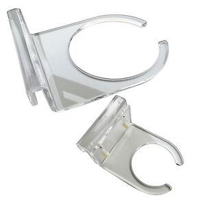 "Filter Sock Holder 4"" or 7"" For Aquarium Fish Tank Marine Sump Acrylic"