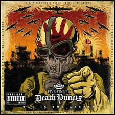 "Five Finger Death Punch - War Is The Answer (NEW 12"" VINYL LP)"