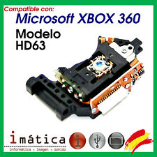 Lens For Microsoft Xbox 360 HD63 Laser Spare Reader Games