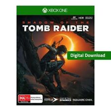 Shadow of the Tomb Raider (Microsoft Xbox One, 2018) NO CODE- READ DESCRIPTION