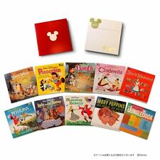 Vintage Disney Soundtrack Box Art Collection 10 Disc CD and Luxurious Benefits