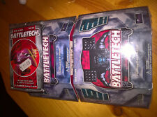 2 DECK LIMITED FIRST EDITION BATTLETECH 60 GAME CARDS AND ONE DIE +1 PACK