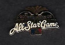 2002 MLB BASEBALL ALL-STAR PRESS PIN FROM MILWAUKEE BREWERS STADIUM