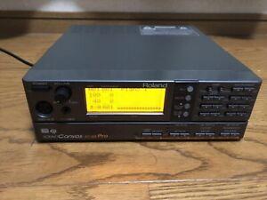 Roland SC-88pro SC88 Pro Sound Leinen Allgemeine Midi Modules Japan Gebraucht
