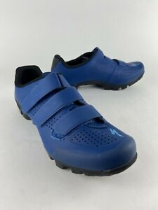 Specialized Sport MTB Cycling shoes US 9 / EUR 42 Mens Blue -New!