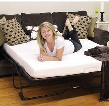Sleeper Sofa Mattress Replacement Memory Foam Queen Size for Sofa Bunk RV Boat G