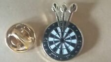 Darts & Dartboard PIN  Badge throwers arrows tungsten PDC World Cup of Darts 180