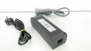 XBOX 360 Power Supply Unit Brick Cable Lead Microsoft Falcon HP-AW175EF3P (175w)