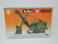 Kibri H0 18046 Menck Bagger Bundeswehr - Neu