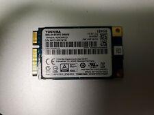 128GB Msata SSD Drive Toshiba thnsnj128gmcu