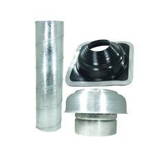 150mm Rangehood  Vent Exhaust Kit for Metal Roofs
