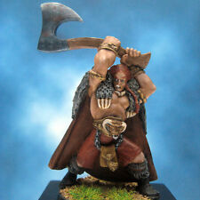 Painted I-Kore Celtos Miniature Cormic Red Axe