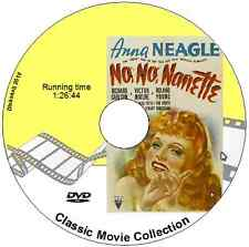 No No Nanette - Anna Neagle, Victor Mature, Richard Carlson Musical DVD 1940