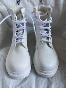 Dr. Martens 1460 MONO FL Womens Boots Sz 8