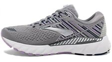 Brooks Adrenaline GTS19 Women's Running Shoes Gray/Lavender/Navy Size 10 D