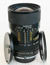 Nikon AIS fit 35-80mm F2.8-3.8 Manual Focus Macro Zoom Lens. Tamron Adaptall 2