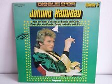 JOHNNY HALLYDAY Collection impact Volume 5 6886186