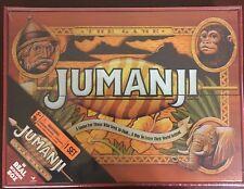 NEW JUMANJI BOARD GAME WOOD CARDINAL EDITION IN REAL WOODEN BOX FREE SHIPPING