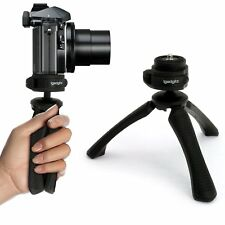 Camera Tripod Stand Holder Grip Mini Table Top Handheld Camcorder Mobile Mount