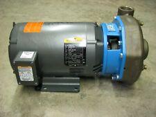 Gould 3656 Centrifugal Bronze Water Pump 7 12hp 3450rpm 3phase 5ab1k2h0