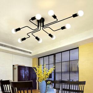Flush Mount Ceiling Lights Black Bedroom Pendant Light Kitchen Pendant Lighting
