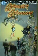 WONDER WOMAN: REAL WORLDS   -  Play Press