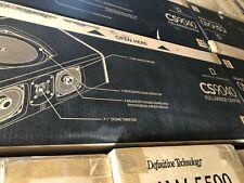 Definitive Technology High-Performance Black Center Channel Speaker - CS9040