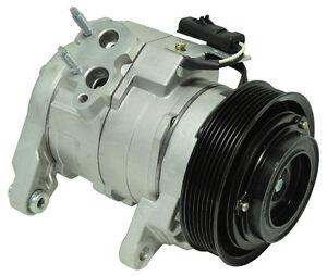 A/C Compressor Fits Dodge Ram 1500 2500 3500 4000 2003-2008 V8 5.7L Brand New