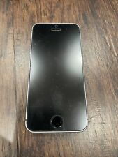 New listing Apple iPhone Se - 16Gb - Space Gray (Unlocked) A1662 (Cdma + Gsm)