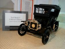 FRANKLIN MINT 1913 MODEL T..1:16.RARE LE COLLECTORS EDITION.MINT IN BOX..COA