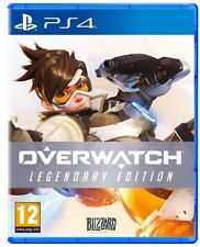 OVERWATCH LEGENDARY EDITION PS4 ITALIANO GIOCO PLAYSTATION 4 MULTILINGUA NUOVO