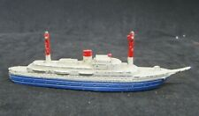 """Vintage Tootsie Toy Ocean Liner - approx 4"""" - Usa"""