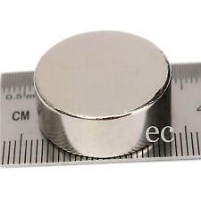 18mm x 3mm Very Strong Rare Earth NdFeB Circular 18x3 Disc Neodymium Magnets