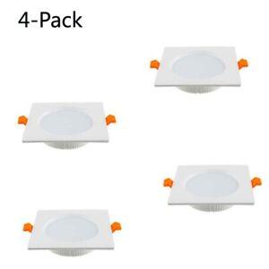2.5in 3.7in 4in 5in LED Recessed Ceiling Down light,3000k 4000k 6500k Fixture