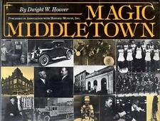 MAGIC MIDDLETOWN Muncie Indiana Ball State Canning Pictorial History Book  NICE