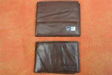 RIPCURL Surf Mens BROWN LEATHER Wallet.2 in 1 New.rrp $59.99 Multi-Card Pocket.