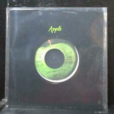 "Wings - Live And Let Die / I Lie Around 7"" Mint- Apple 1863 USA 1973"